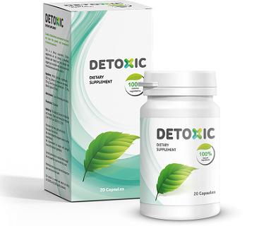 Detoxic en pharmacie