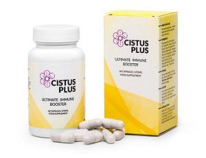 Cistus Plus composition