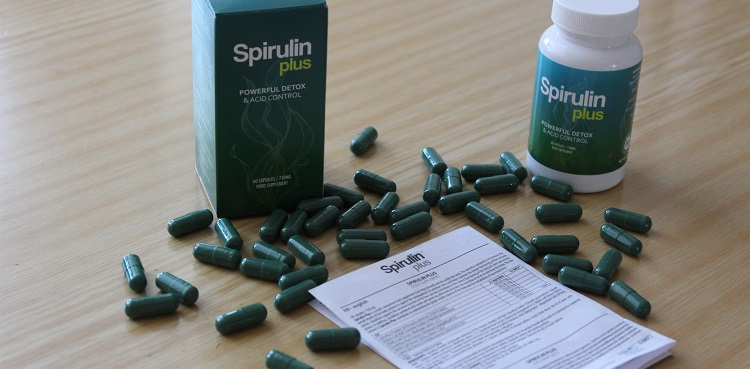 Spirulin Plus composition