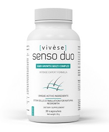 Vivese Senso Duo Capsules composition