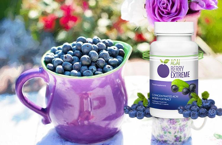 Acai Berry Extreme – avis, en pharmacie, composition, parapharmacie