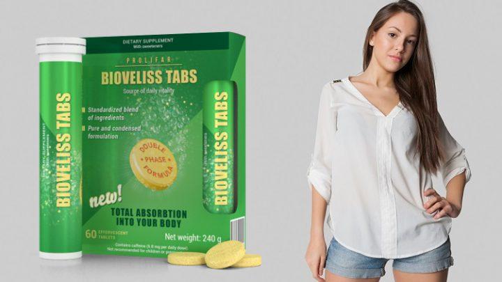 Bioveliss Tabs – avis, en pharmacie, composition, effet secondaire