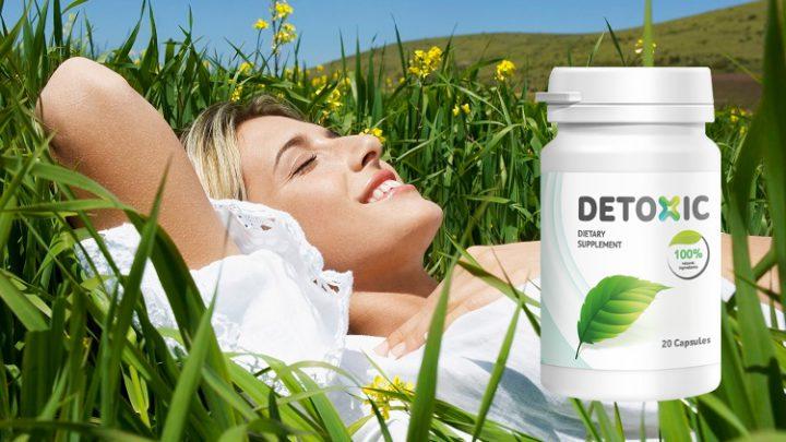 Detoxic – avis, composition, effet secondaire, parapharmacie