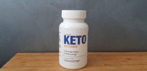 Keto Actives composition