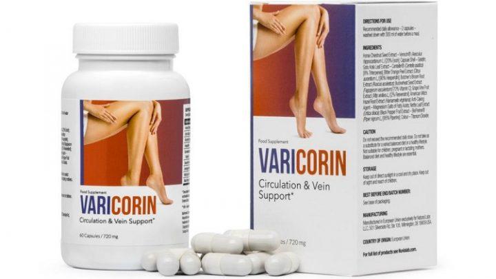 Varicorin – en farmacias, efectos, opiniones, funciona