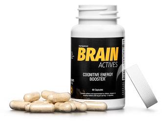 Brain Actives prix