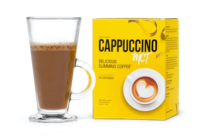 Cappuccino MCT effet