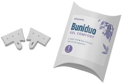 Buniduo Gel Comfort composition