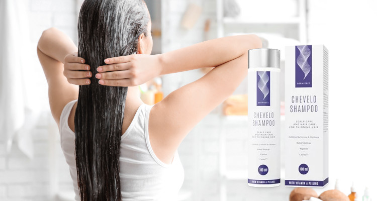 chevelo shampoo prix