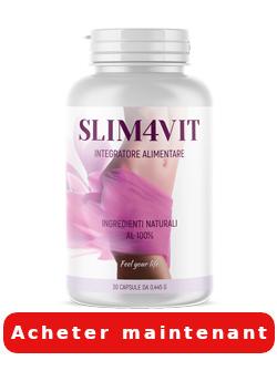 Slim4vit effet secondaire