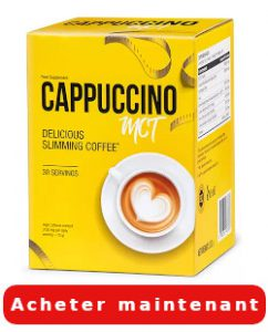 cappuccino mct achat